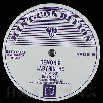 Cover art - Demonik: Labyrinthe