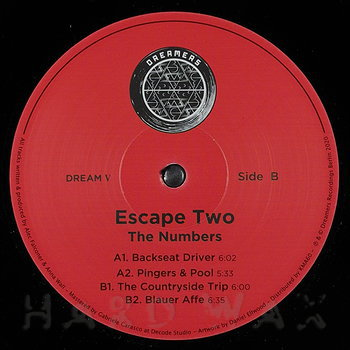 Cover art - Escape Two: The Numbers