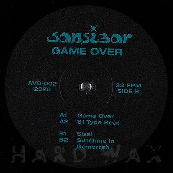Cover art - Sansibar: Game Over