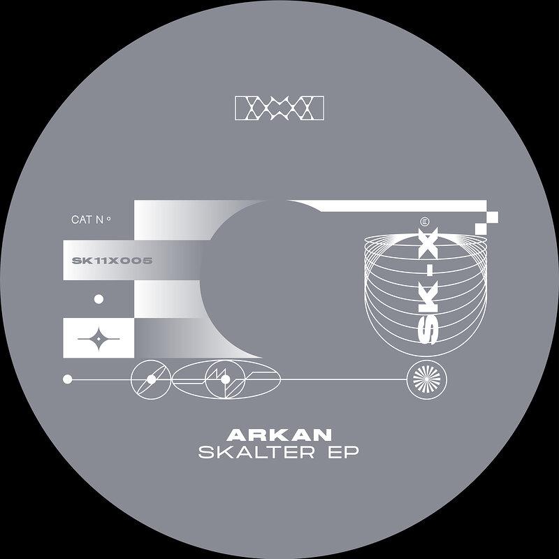 Cover art - Arkan: Skalter