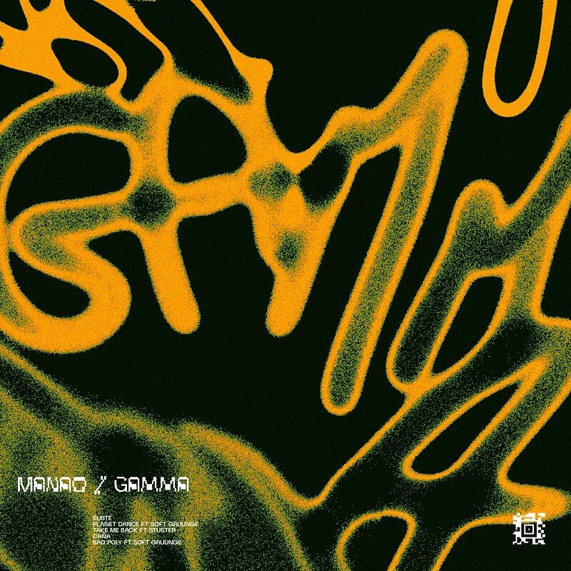 Cover art - Manao: Gamma