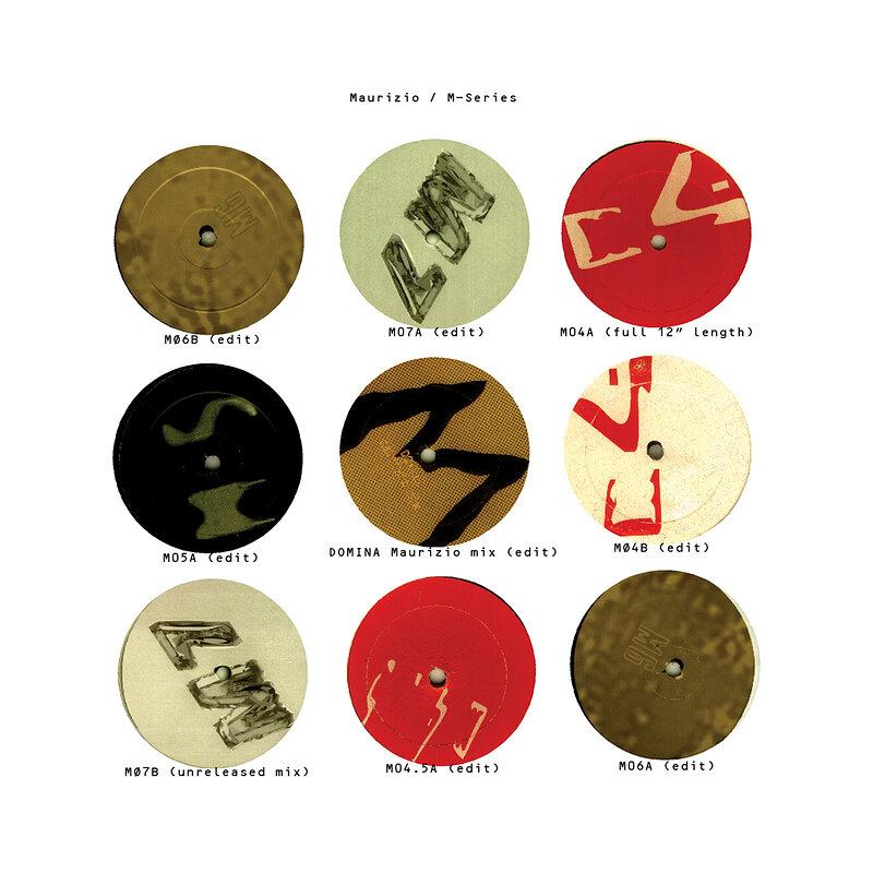 Cover art - Maurizio: M-Series