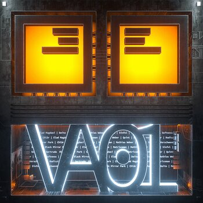 Cover art - Various Artists: Front Left VA 01