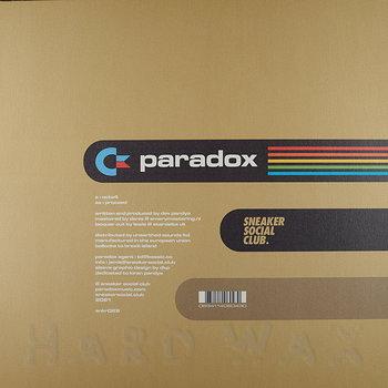 Cover art - Paradox: Octa4
