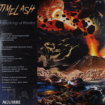 Cover art - Timelash: A Morphology Of Wonders