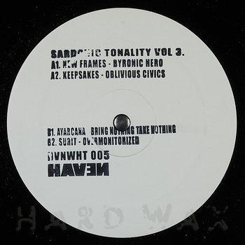Cover art - Various Artists: Sardonic Tonality Vol. 3