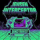 Cover art - Jensen Interceptor: Master Control Program EP