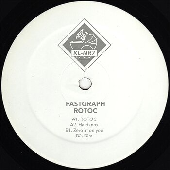 Cover art - Fastgraph: Rotoc