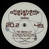 Cover art - Helium: The Work EP: The Unreleased Mixes