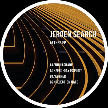 Cover art - Jeroen Search: Aether EP