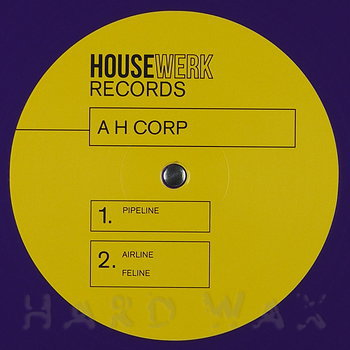 Cover art - A H Corp.: Pipeline