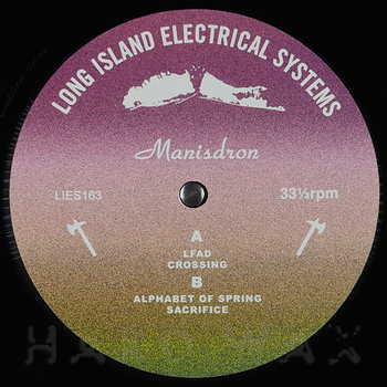 Cover art - Manisdron: Untitled