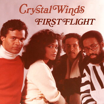 Cover art - Crystal Winds: First Flight