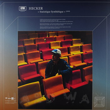 Cover art - Hecker / Okkyung Lee: Statistique Synthétique