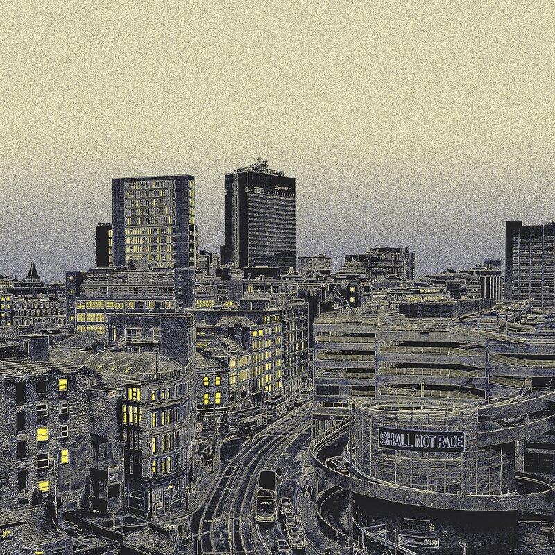 Cover art - Ruf Dug: Manc Sunset