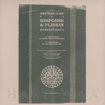 Cover art - Response & Pliskin: Bureaucracy EP