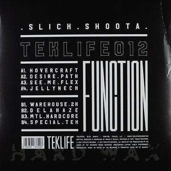 Cover art - Slick Shoota: Function