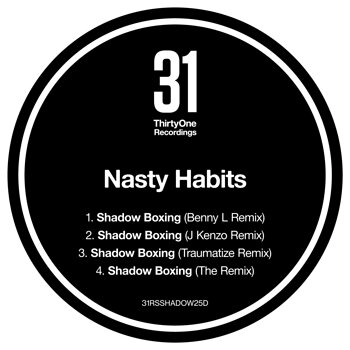 Cover art - Nasty Habits: Shadow Boxing Remix
