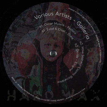 Cover art - Various Artists: Galleria