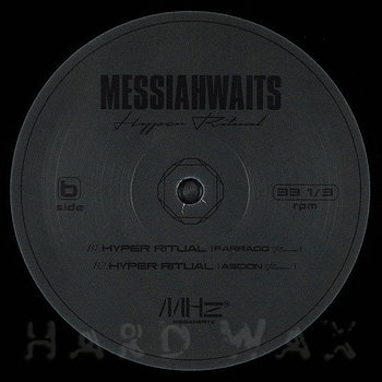 Cover art - Messiahwaits: Hyper Ritual