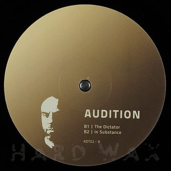 Cover art - Audition: Sync