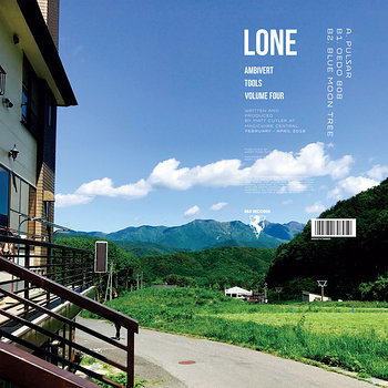 Cover art - Lone: Ambivert Tools Volume Four