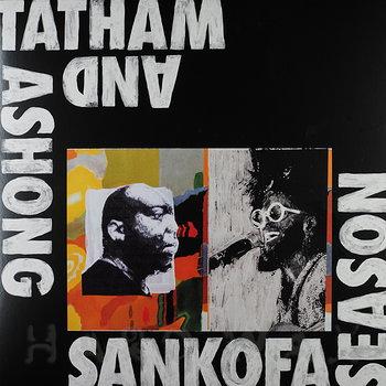 Cover art - Andrew Ashong & Kaidi Tatham: Sankofa Season