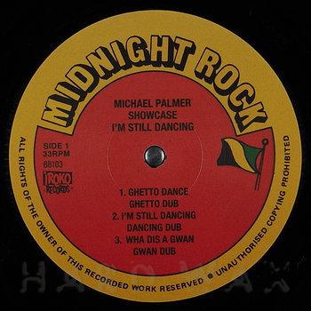 Cover art - Michael Palmer: I'm Still Dancing