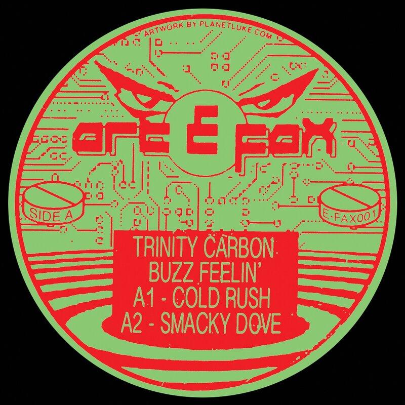 Cover art - Trinity Carbon: Buzz Feelin'