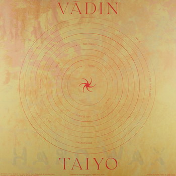 Cover art - Vādin: Taiyō