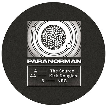 Cover art - Paranorman: The Source
