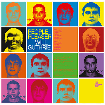 Cover art - Will Guthrie: People Pleaser