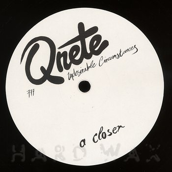 Cover art - Qnete: Undesirable Circumstances EP