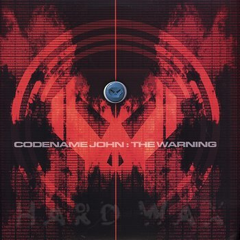 Cover art - Codename John: The Warning