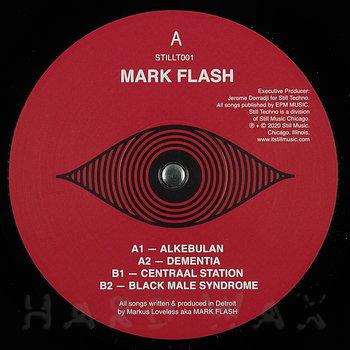Cover art - Mark Flash: Alkebulan