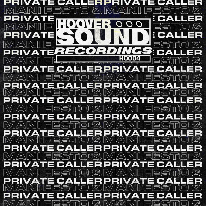 Cover art - Mani Festo & Private Caller: HOO04