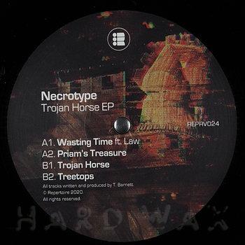 Cover art - Necrotype: Trojan Horse