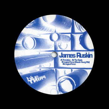 Cover art - James Ruskin: Transition