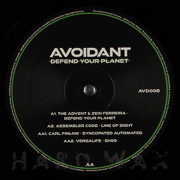 Cover art - Various Artists: Defend Your Planet