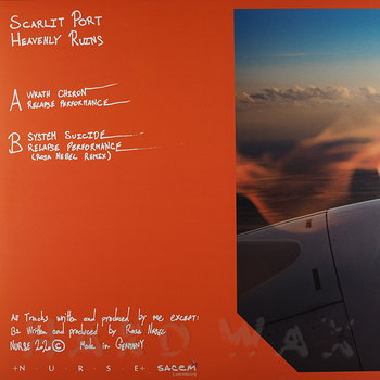 Cover art - Scarlit Port: Heavenly Ruins