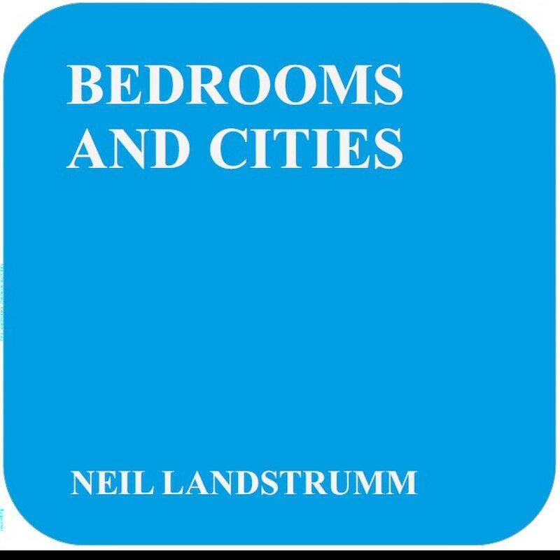 Cover art - Neil Landstrumm: Bedrooms And Cities