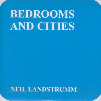 Cover art - Neil Landstrumm: Bedrooms And Cities