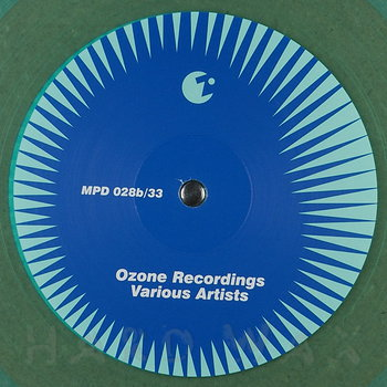 Cover art - Various Artists: Ozone