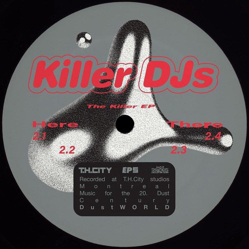 Cover art - Killer DJs: The Killer EP