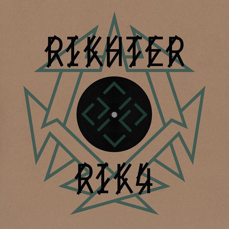 Cover art - Rikhter: RIK4