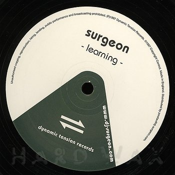 Cover art - Surgeon: Learning