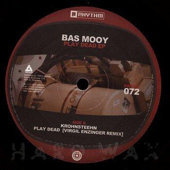 Cover art - Bas Mooy: Play Dead EP