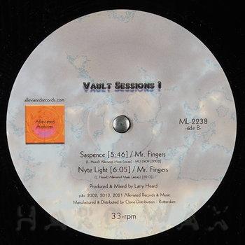 Cover art - Mr. Fingers: Vault Sessions 1