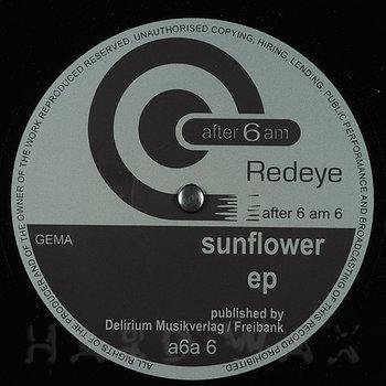 Cover art - Redeye: Sunflower EP