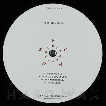 Cover art - Florian Meindl: Turnmills EP